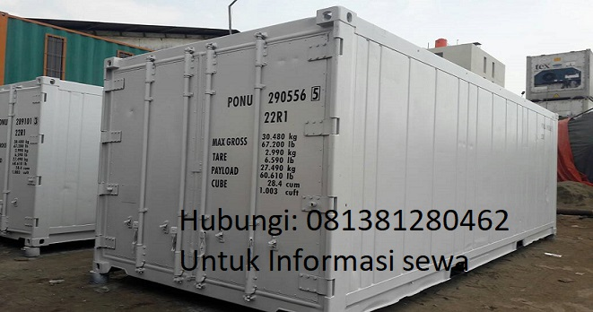 sewa container reefer